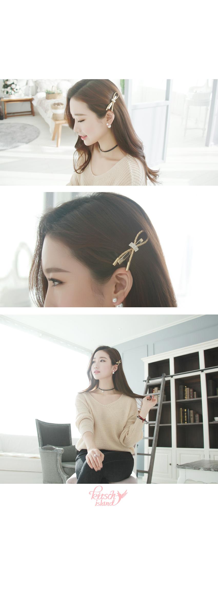 adela 머리핀 머리끈 - 키치아일랜드, 11,500원, 헤어핀/밴드/끈, 헤어핀/끈