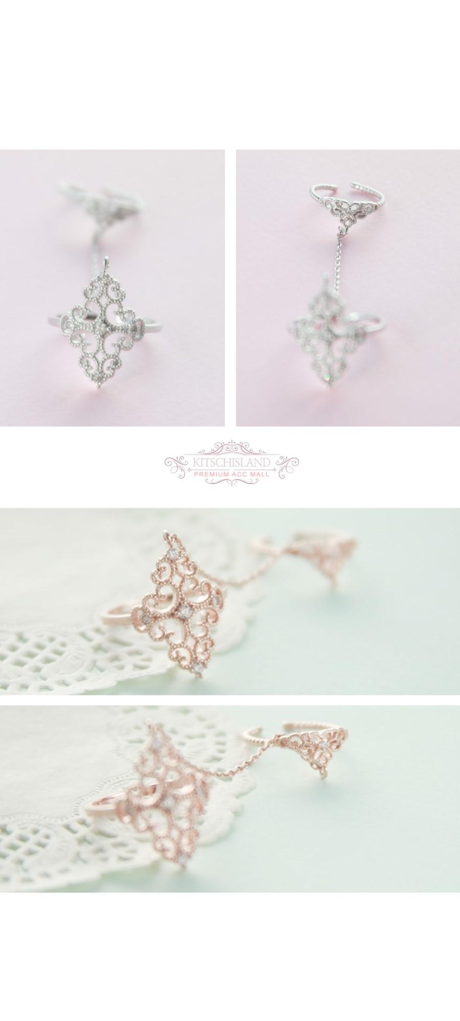 라니스터 결속 반지 - 키치아일랜드, 18,000원, 패션, 패션반지
