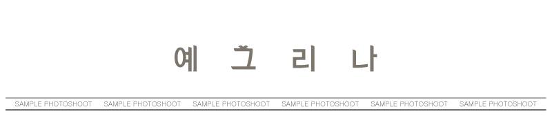 셀프웨딩 화관  - 루핑 꽃화관 (3color) - 예그리나, 8,000원, 화관, 화관
