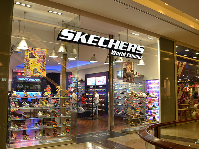 skechers branches